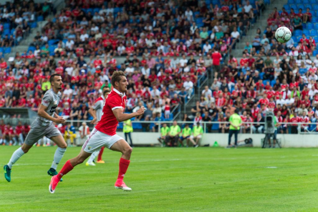 Uhren-Cup 2017 Benfica Lissabon FCS - Neuchâtel Xamax FCS