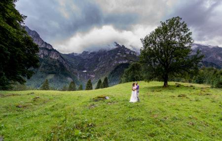 Hochzeit Lienhard ©Tobias Marti