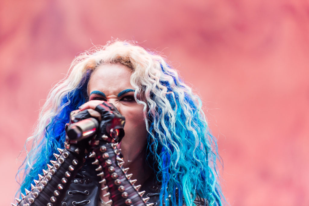 Arch Enemy @Greenfield Festival ©Tobias Marti