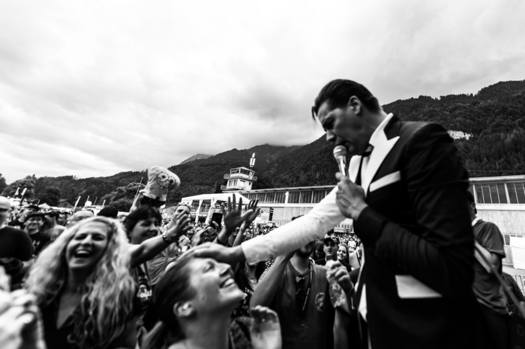 The Hives @Greenfield Festival ©Tobias Marti